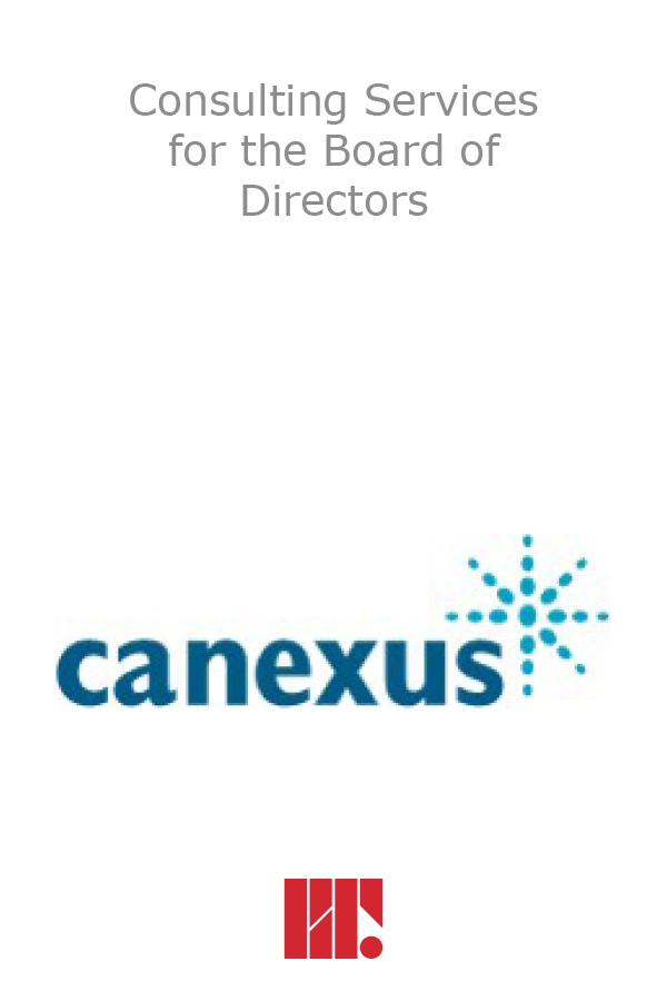 Transaction experience - Canexus