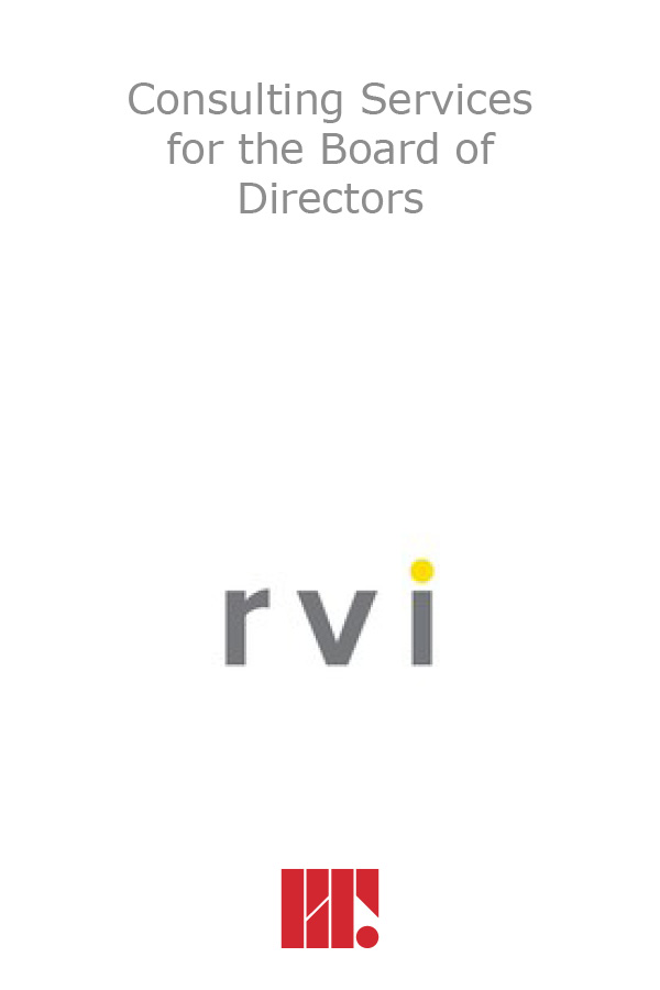 Transaction experience - rvi